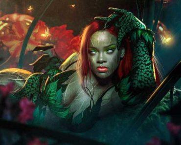Rihanna Poison Ivy