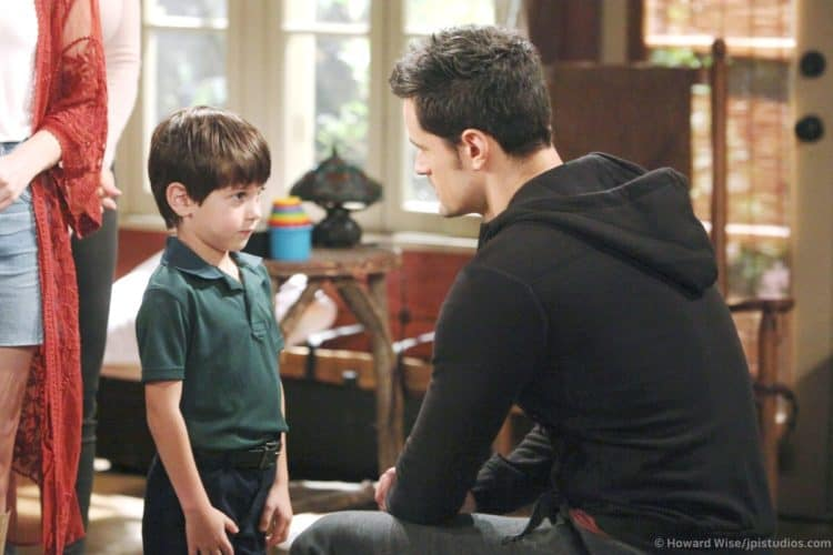 Bold and the Beautiful Spoilers: Hope Talks to Thomas About Douglas