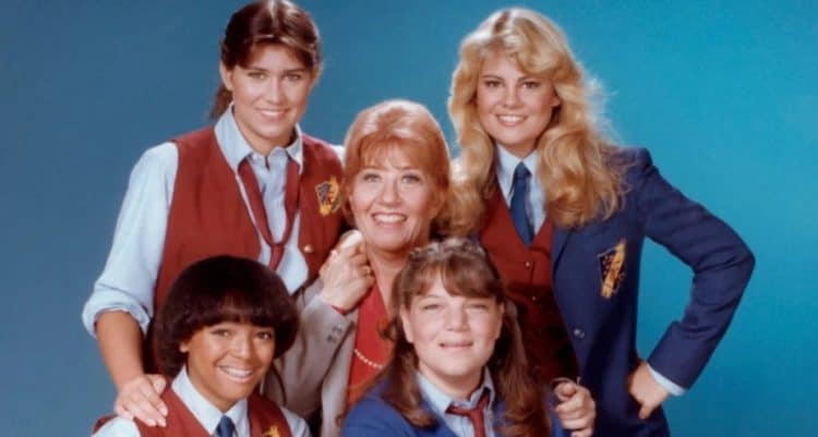 Facts of Life Cast is Reuniting for a Lifetime Christmas Movie