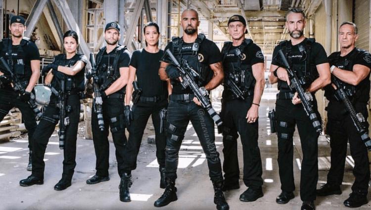 SWAT tv show