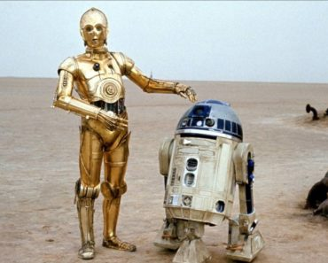 R2 and C3PO