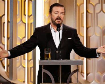 Gervais Golden Globes