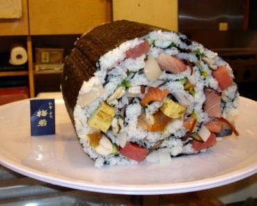Sushi Size Me