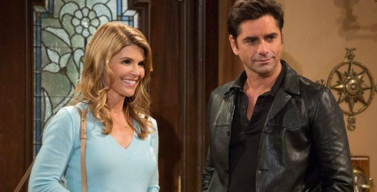 aunt becky from full house arrested