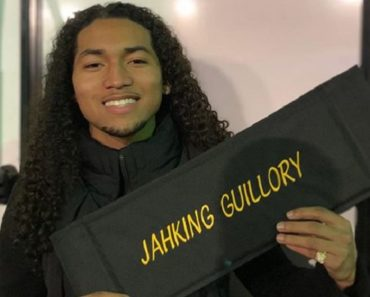 Jahking Guillory