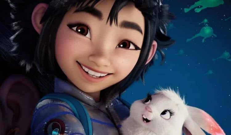 """Why We'll Be Watching Netflix's Animated Feature """"Over the Moon"""""""