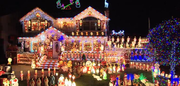 The Great Christmas Light Fight Winner 2021 How The Great Christmas Light Fight Has Evolved Since Season 1