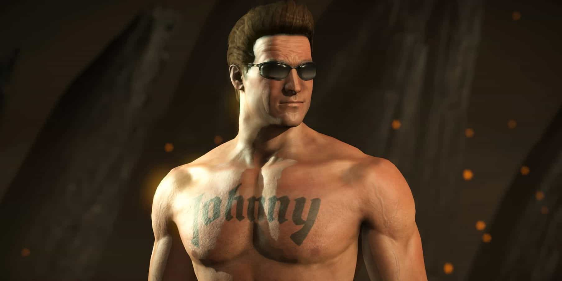 Will Johnny Cage Be In The Upcoming Mortal Kombat Movie?