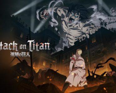 Attack on Titan Shonen Anime
