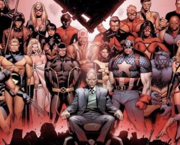 Marvel comics: House of M