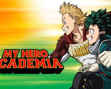 Most popular anime: My Hero Academia