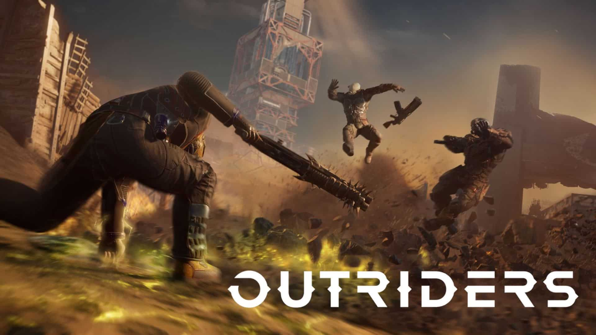 Our Initial Thoughts on the Outriders Demo