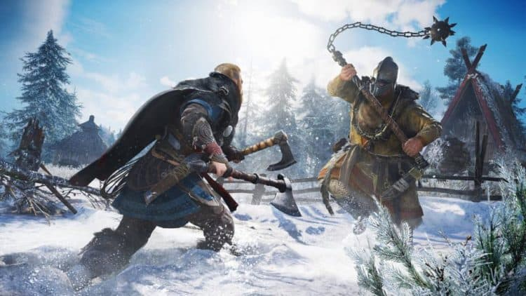 Assassin's Creed Valhalla Title Update 1.1.2