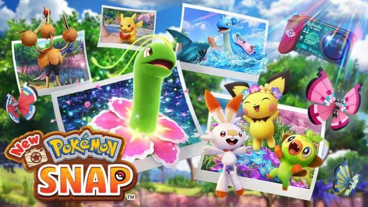 pokemon go new pokemon snap crossover