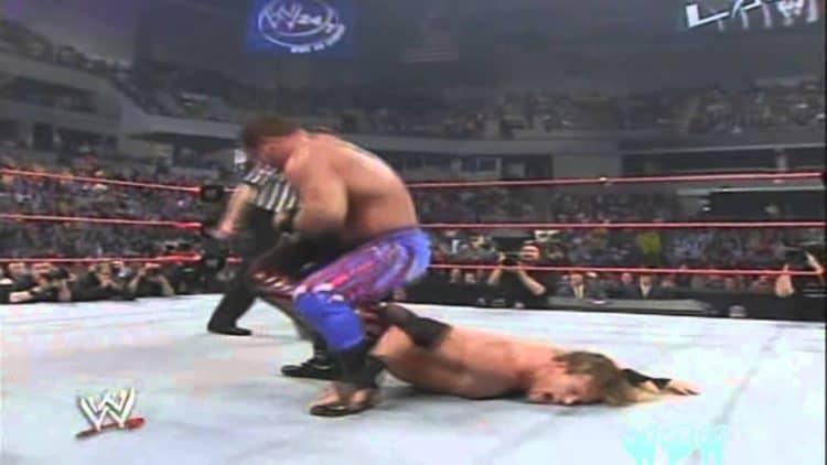 Benoit Edge Backlash 2005