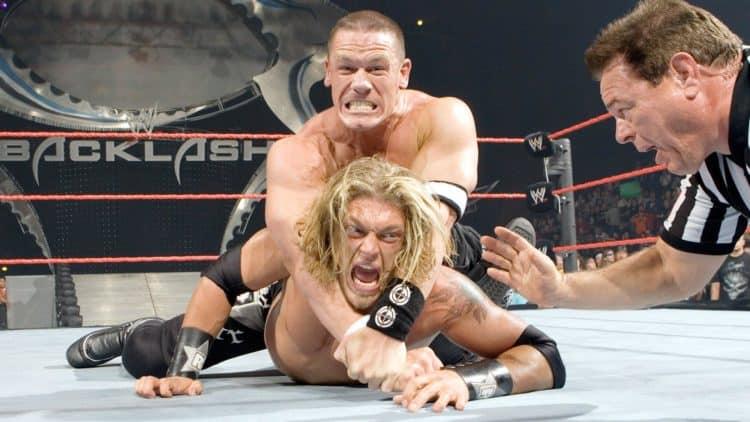 John Cena Edge Backlash 2006