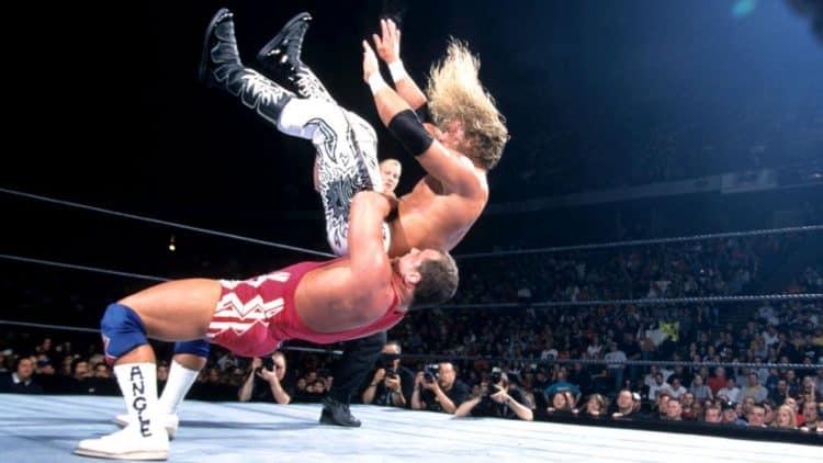 Kurt Angle Edge Backlash 2002