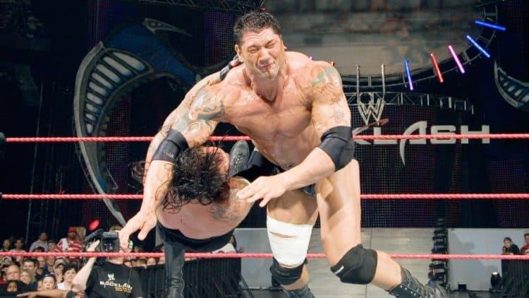 Undertaker Batista Backlash 2007