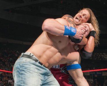 WWE Backlash 2009 John Cena Edge