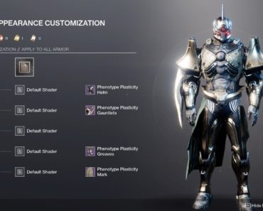 destiny 2 armor titan