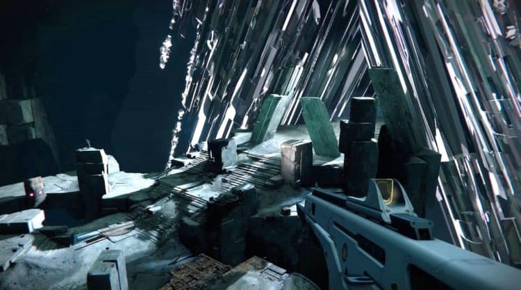 vault of glass atheon