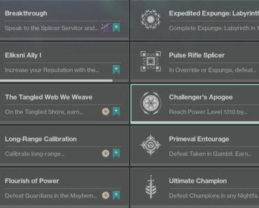 week 3 challenges destiny 2