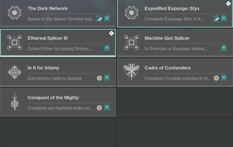 destiny 2 challenges