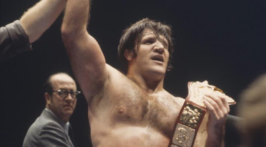 WWE Bruno Sammartino WWWF Championship Win