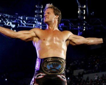 WWE Chris Jericho Intercontinental Champion