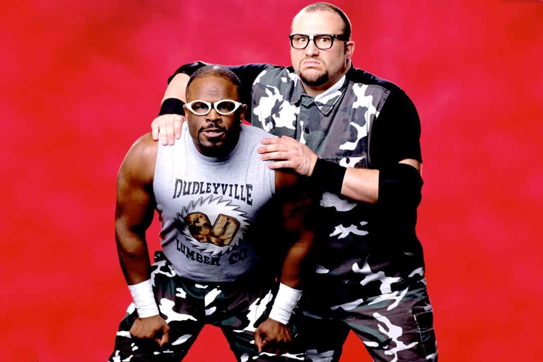 WWE Dudley Boyz