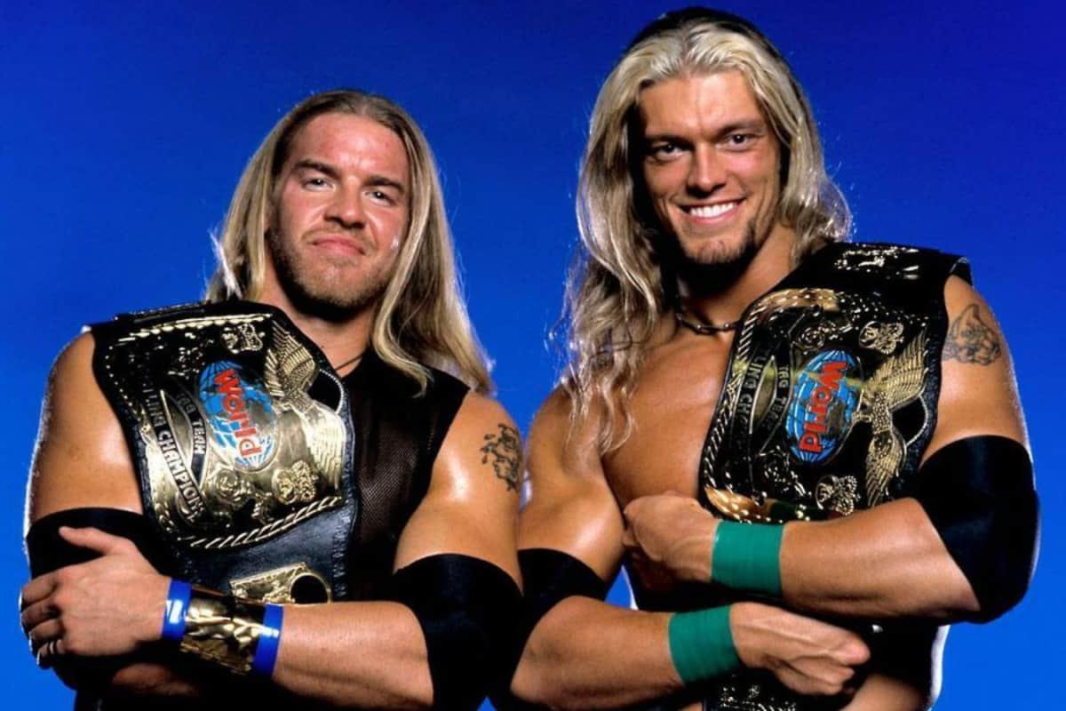 WWE Edge and Christian