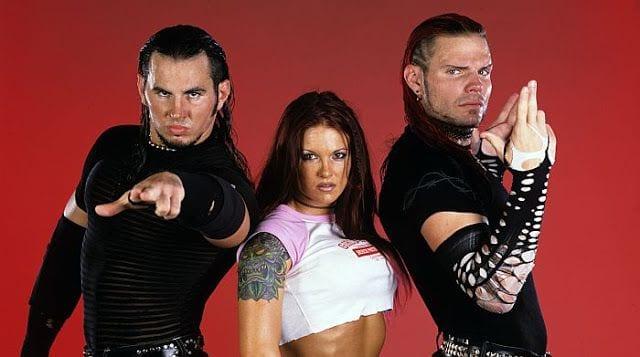 WWE Hardy Boyz Lita