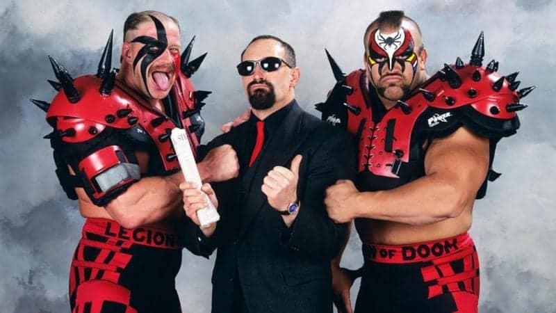 WWE Legion Of Doom