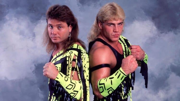 WWE The Rockers
