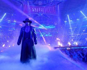 WWE The Undertaker Entrance WrestleMania