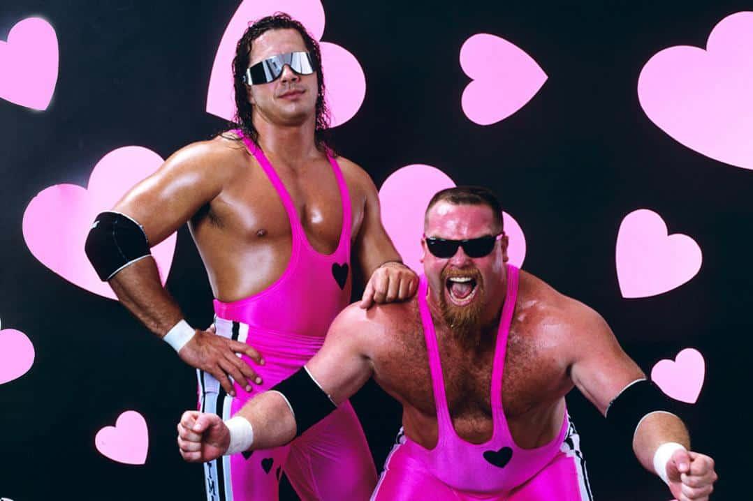 WWF Hart Foundation