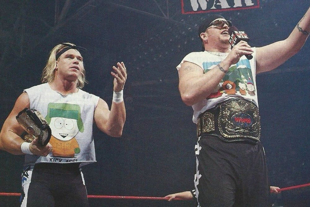 WWF New Age Outlaws