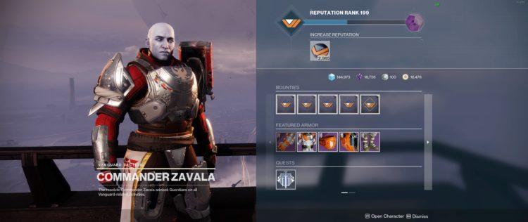 destiny 2 vanguard