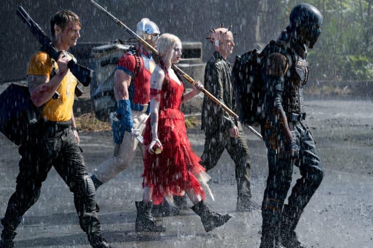 The Suicide Squad Deadshot Bloodsport